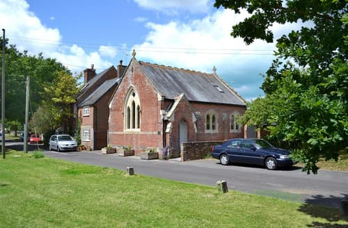 Last Minute Cottages - The Old Chapel (Dorset)