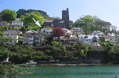 Last Minute Cottages - Delightful South Devon Noss Mayo Cottage S102212