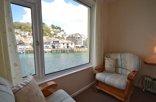 Last Minute Cottages - Lovely Cornwall Looe Lodge S101840