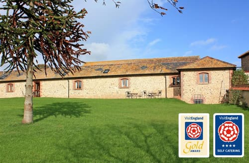Last Minute Cottages - Lovely East Devon Colyton Cottage S102174