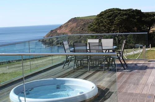Last Minute Cottages - Cosy Cornwall Talland Bay Cottage S102429