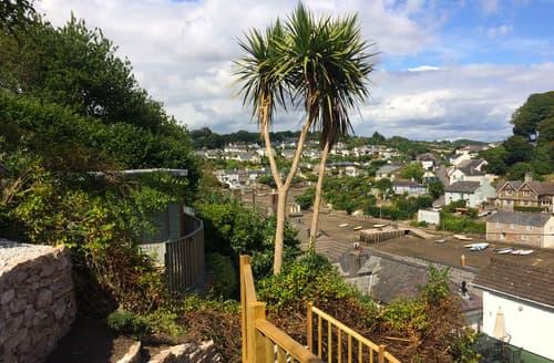 Last Minute Cottages - Quaint South Devon Noss Mayo Cottage S102456