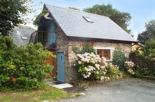 Last Minute Cottages - Beautiful South Devon Newton Ferrers Cottage S102153