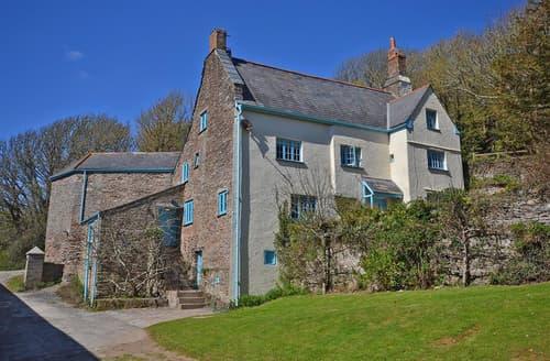 Last Minute Cottages - Lower Manor Farm