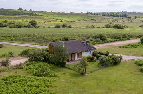 Last Minute Cottages - Holmsley Gate House
