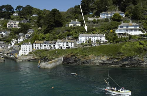 Last Minute Cottages - Attractive Cornwall Polperro Cottage S101684