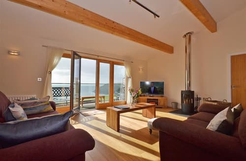 Last Minute Cottages - Quaint Cornwall Talland Bay Cottage S102356