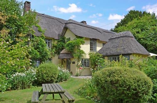 Last Minute Cottages - Stunning Fordingbridge Cottage S102484