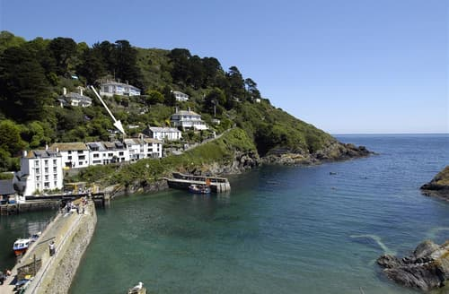 Last Minute Cottages - Tasteful Cornwall Polperro Cottage S101960