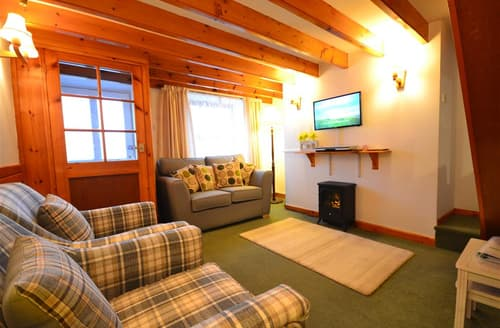 Last Minute Cottages - Gorgeous Cornwall Polperro Cottage S101717