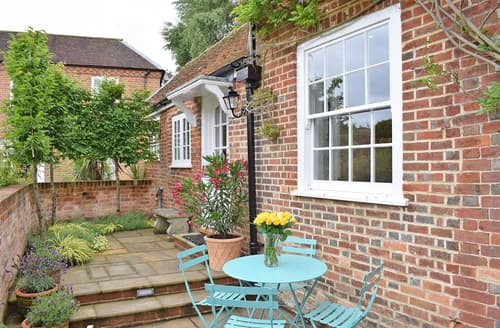 Last Minute Cottages - Brackens Cottage
