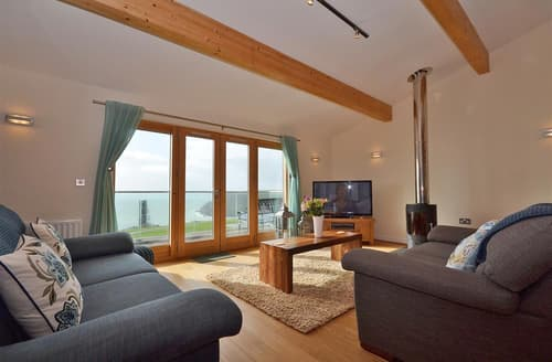 Last Minute Cottages - Delightful Cornwall Talland Bay Cottage S102241