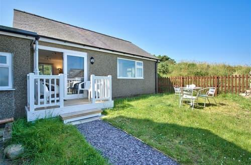 Last Minute Cottages - Luxury Abersoch Cottage S122913