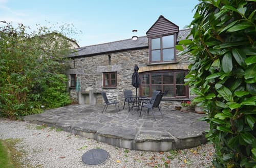 Last Minute Cottages - Beautiful Cornwall Menheniot Cottage S122922