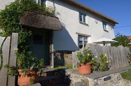 Last Minute Cottages - Quaint Barnstaple Cottage S123008