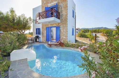 Last Minute Cottages - Villa Gennadi