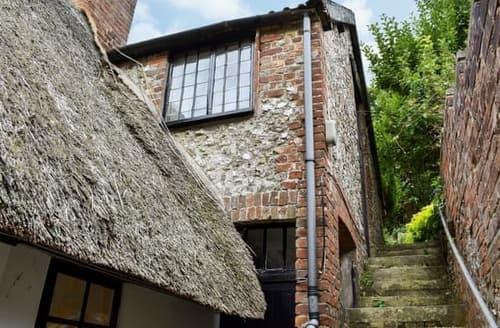 Last Minute Cottages - Adorable Blandford Forum Cottage S123070
