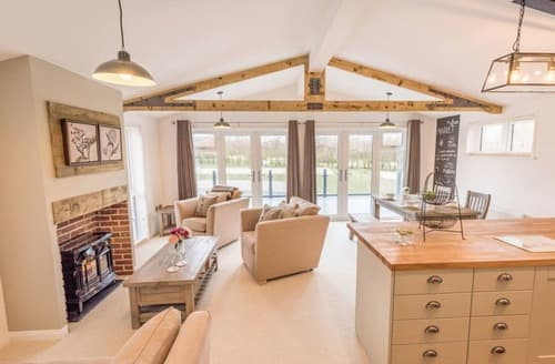 Last Minute Cottages - Charming Great Ayton Lodge S123125