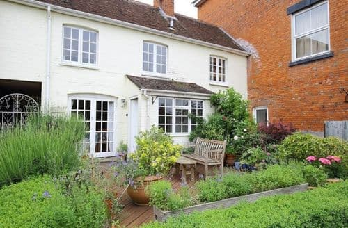 Last Minute Cottages - Attractive Tisbury Cottage S123167