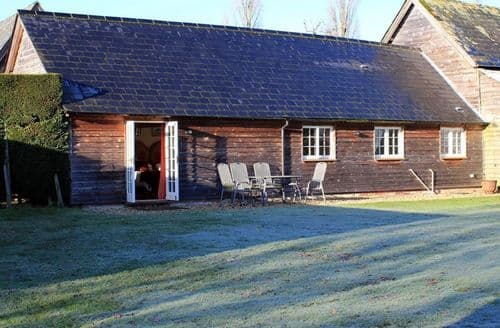 Last Minute Cottages - Tasteful Romsey Cottage S123205