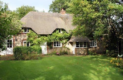 Big Cottages - Excellent Petersfield Cottage S123247