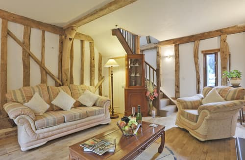 Last Minute Cottages - Luxury Debenham Cottage S123293
