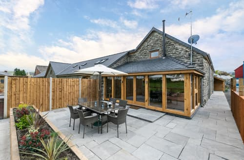 Big Cottages - Stunning Bala Cottage S123419