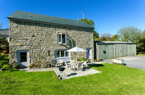 Last Minute Cottages - Puddaven Barn