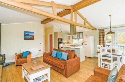 Big Cottages - Exquisite Bewaldeth Lodge S123565