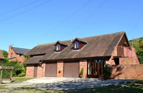 Last Minute Cottages - Excellent Hereford Cottage S123719