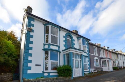 Last Minute Cottages - Inviting New Quay Cottage S123972
