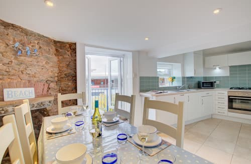Big Cottages - Attractive Brixham Apartment S124045