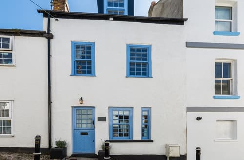 Last Minute Cottages - Charming Looe Cottage S124061