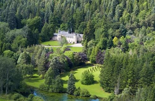 Big Cottages - Strathdon Castle