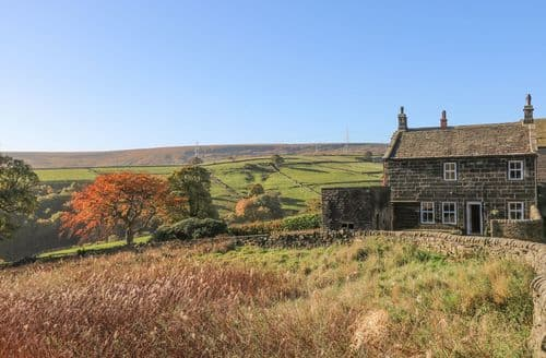 Big Cottages - Quaint Ripponden Cottage S124154
