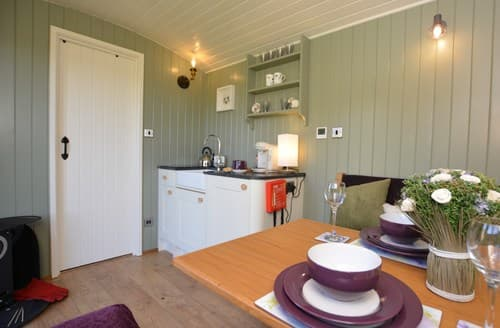 Last Minute Cottages - Stunning Llanfairpwllgwyngyll Log Cabin S124546