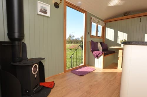Last Minute Cottages - Lovely Llanfairpwllgwyngyll Log Cabin S124547