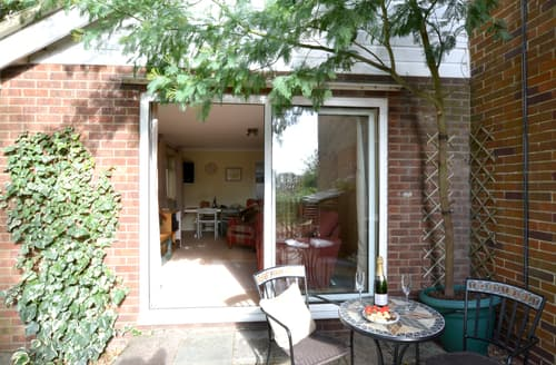 Last Minute Cottages - Adorable Hythe Cottage S124550