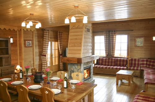 Last Minute Cottages - Delightful Alpe D'huez Cottage S124586