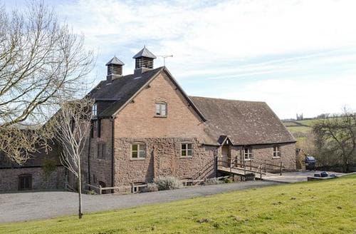 Big Cottages - Lovely Leominster Cottage S16970