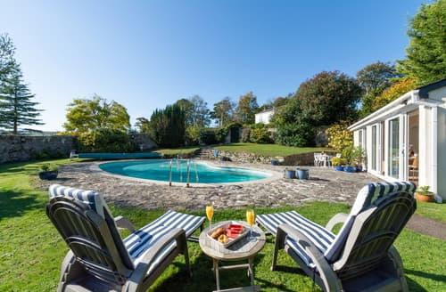 Last Minute Cottages - The Pool House