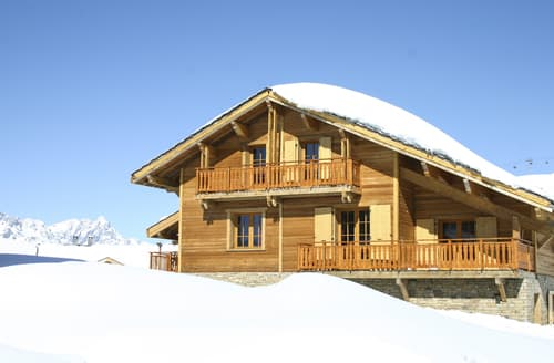 Last Minute Cottages - Charming Alpe D'huez Cottage S124631