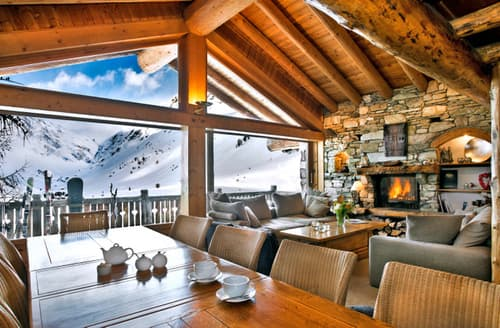 Last Minute Cottages - Chalet Mont Blanc