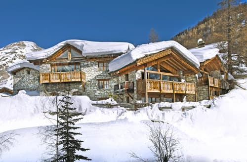 Last Minute Cottages - Inviting Val D'isère Cottage S124673