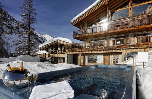 Last Minute Cottages - Chalet Le Char