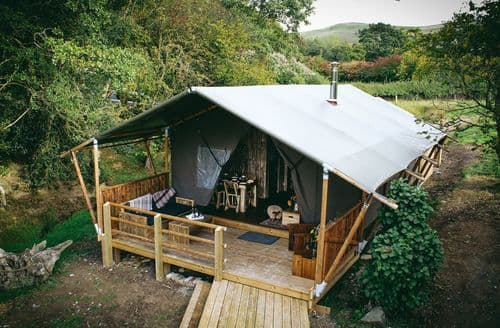Big Cottages - Luxury Rhayader Cottage S124716