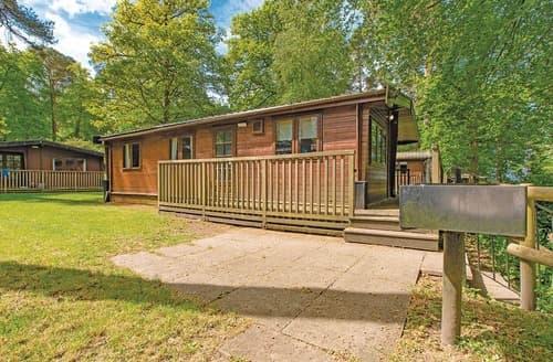 Big Cottages - Stunning Godshill Lodge S124766