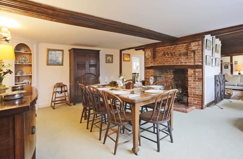Big Cottages - Excellent Orford Cottage S124893