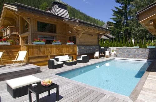 Last Minute Cottages - Beautiful Chamonix Mont Blanc Cottage S124917