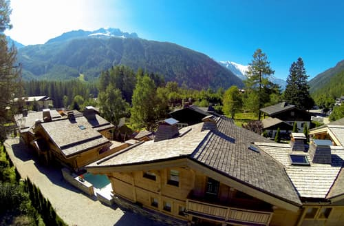 Last Minute Cottages - Chalet Graminee